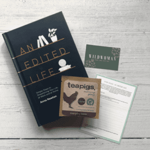 WILDWOMAN self care letterbox gift