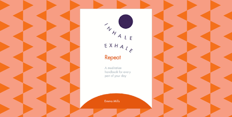 Book Review of Emma Mills Inhale Exhale Repeat