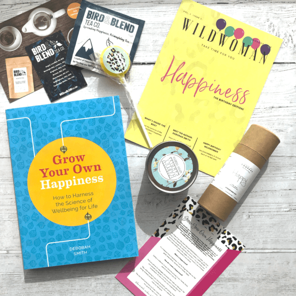 August 2019 Happy WILDWOMAN Box
