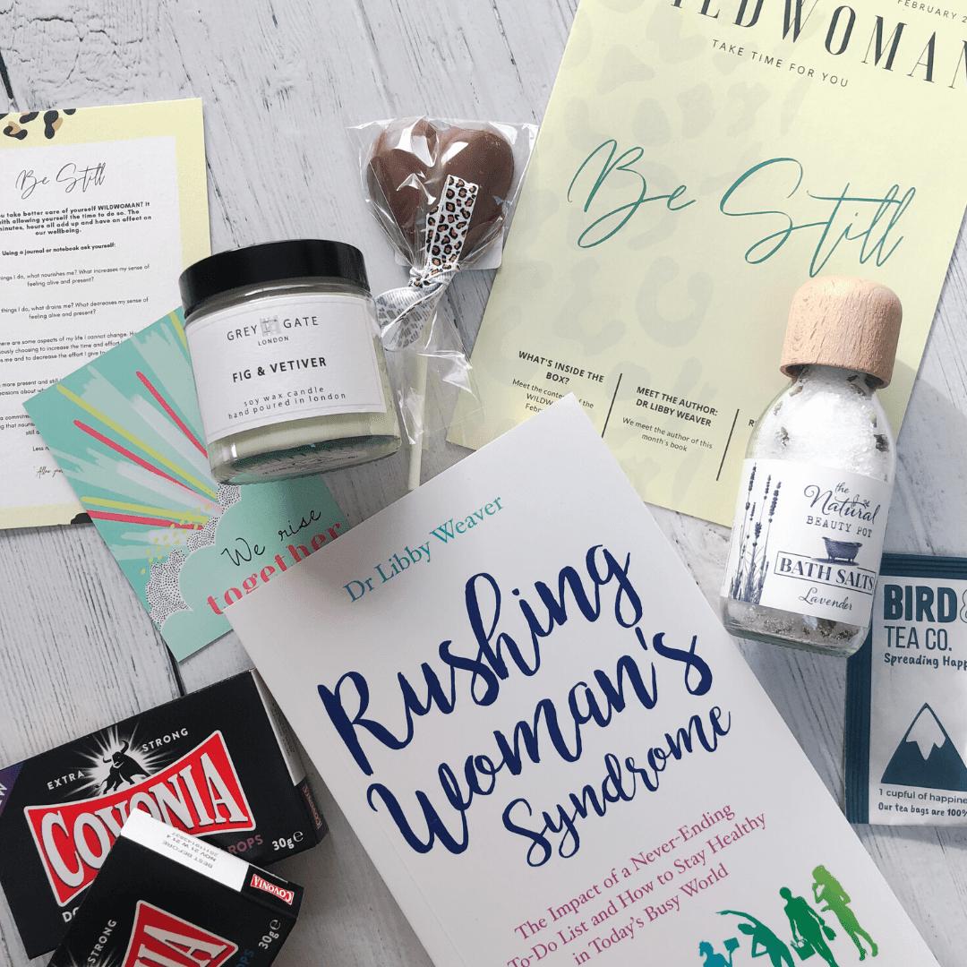 WILDWOMAN Self Care Gift Box