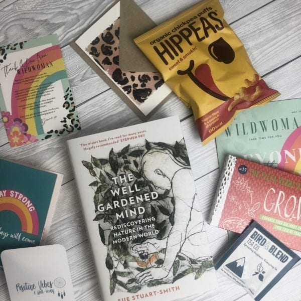 May 2020 WILDWOMAN box